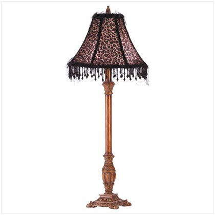 SAFARI SHADE BUFFET LAMP