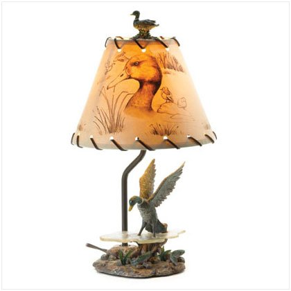 MALLARD DUCK LAMP