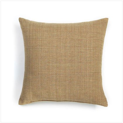BROWN BRONSON TWEED PILLOW