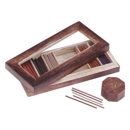 INCENSE/HOLDER SET