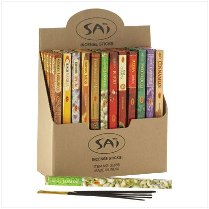 PK 60 INCENSE STICKS DISPLAY