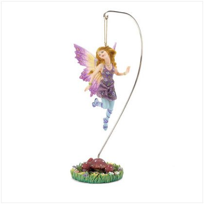 HANGING FAIRY FIGURINE