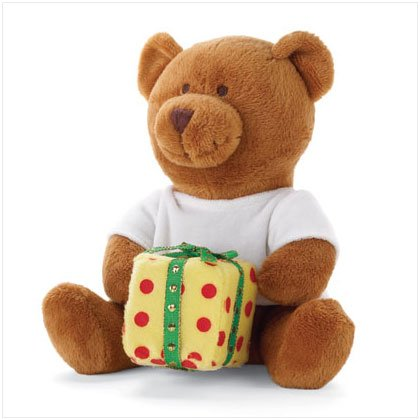 BIRTHDAY MESSAGE BEAR
