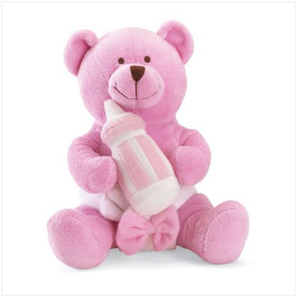 IT`S A GIRL MESSAGE BEAR