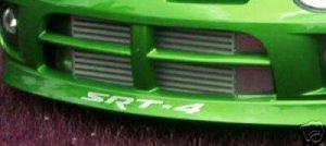 Dodge SRT-4 Front lip decal