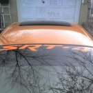 Dodge SRT-4 windshield banner decal