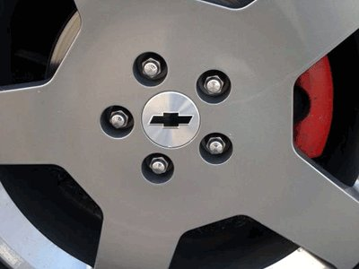 "Chevy Chevrolet 18"" COBALT wheel rim decal overlays decals"