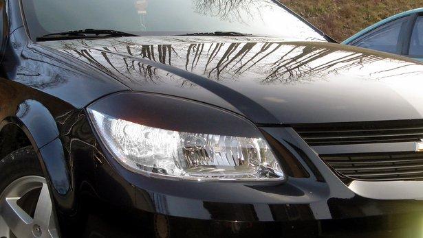 Chevy Chevrolet Cobalt Pontiac G5 vinyl eyelids full eyelid