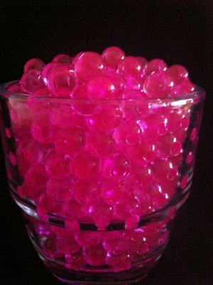 Pink - Water Beads