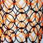 Basketball Net Nets 4 Rim Rims hoop hoops red de Basketbol Aro Rin Rines Model B-O1