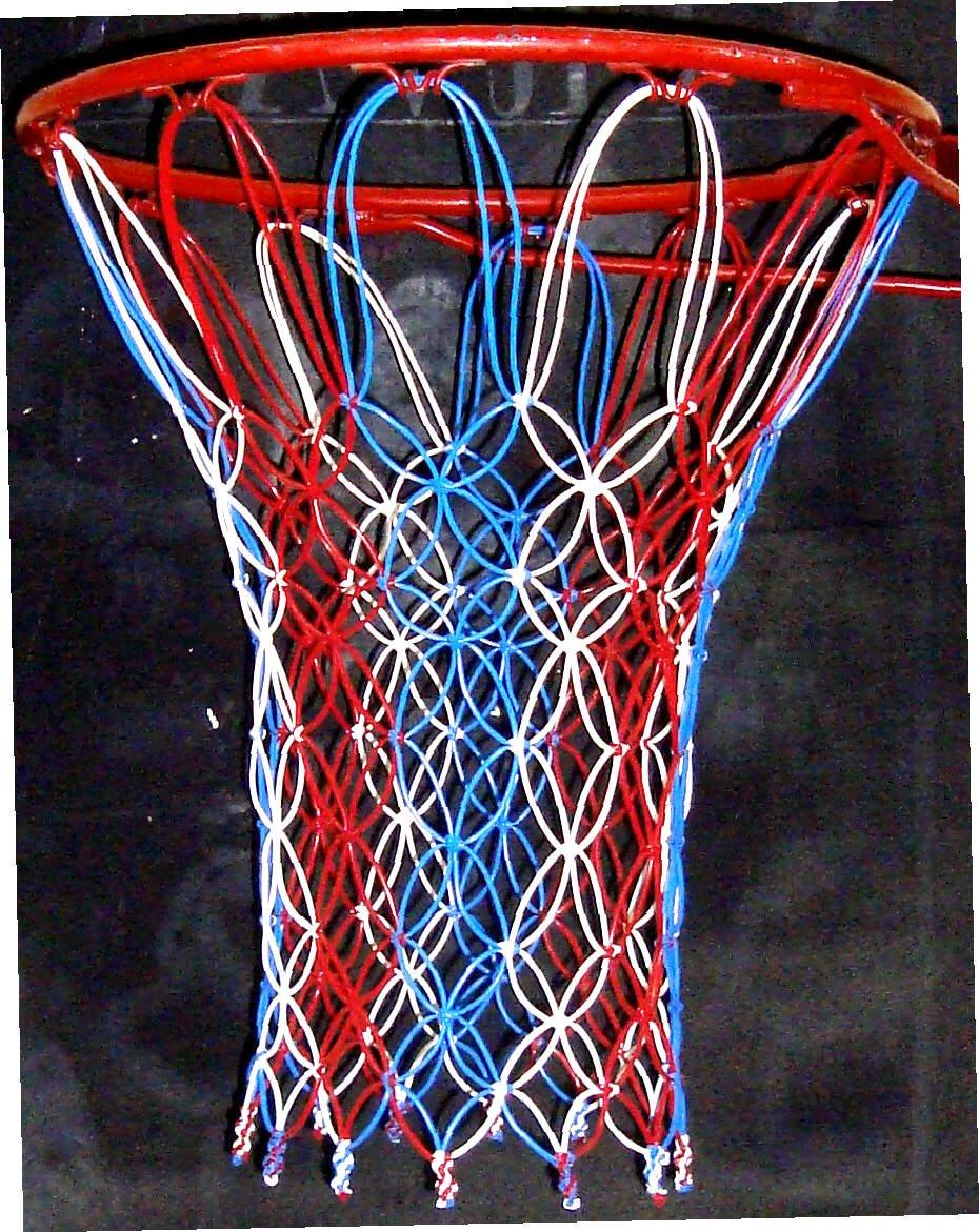 Basketball Net Nets 4 Rim Rims Basketbol Aro Rin Rines hoop hoops Model RWB USA wheels