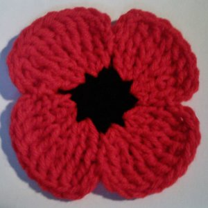 Poppy Coasters & Hot Pads Crochet Patterns PDF File #403