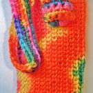 Crochet Pattern e PDF File for 20 oz. BRITA FILTER Bottle Cozy with Optional Strap & Cap Pocket