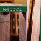 Meucci pool cue and case