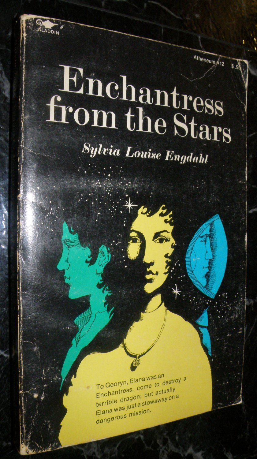 enchantress from the stars by sylvia louise engdahl essay While engdahl is best known for her award-winning young adult novel enchantress from the stars essays debate the issue foreword by sylvia louise engdahl.