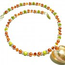 Aynsley Lampwork Necklace