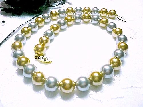 Achilles Pearl Necklace