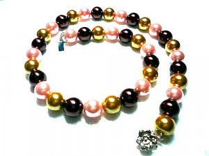 Adalia Pearl Necklace
