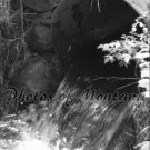 8x10 Photo ~ Black & White #003 Irrigation in Montana