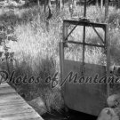 5x7 Photo ~ Black & White #001 Irrigation in Montana