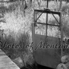 4x6 Photo ~ Black & White #001 Irrigation in Montana