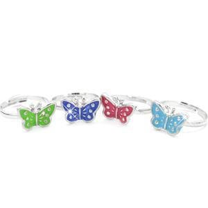 1 Child's butterfly ring