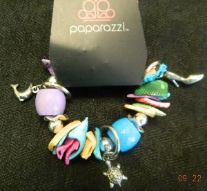 Children's multicolor bracelet