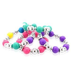 One child's stretchy bracelet