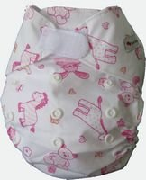 One Size Velcro Pocket Diaper