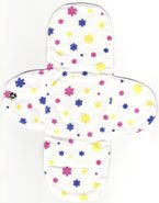 Cloth menstrual pad - Regular size