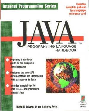 Java Programming Language Handbook: Programming Language Handbook