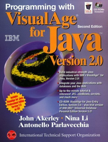 Programming With Visualage for Java Version 2.0