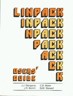 Linpack User's Guide
