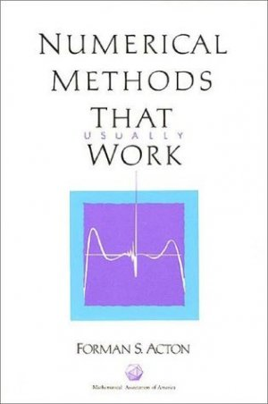 Numerical Methods That Work