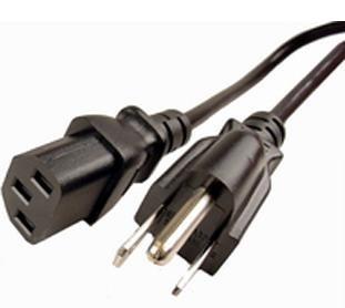 Dell heavy duty gauge AC power cord