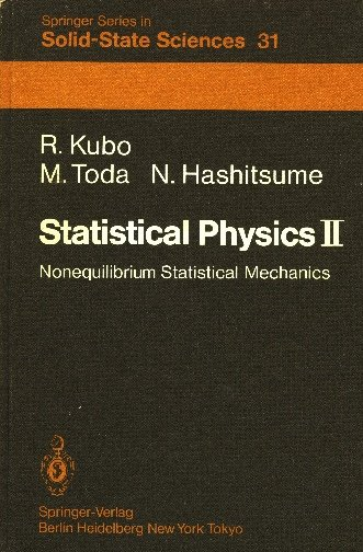 Statistical Physics II: Nonequilibrium Staticstical Mechanics