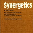 Synergetics: An Introduction. Nonequilibrium Phase Transitions and Self-Organization in Phys.,