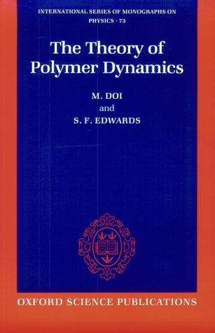 The Theory of Polymer Dynamics