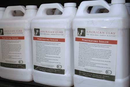 American Clay Penetrating Sealer - 5 gallons