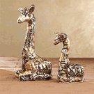Giraffe Pair Safari