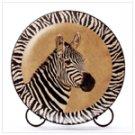 Patchwork Zebra Plate
