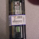 Kingston 512MB DDR 400MHz. PC3200 (KVR400X64C3A/512) Memory