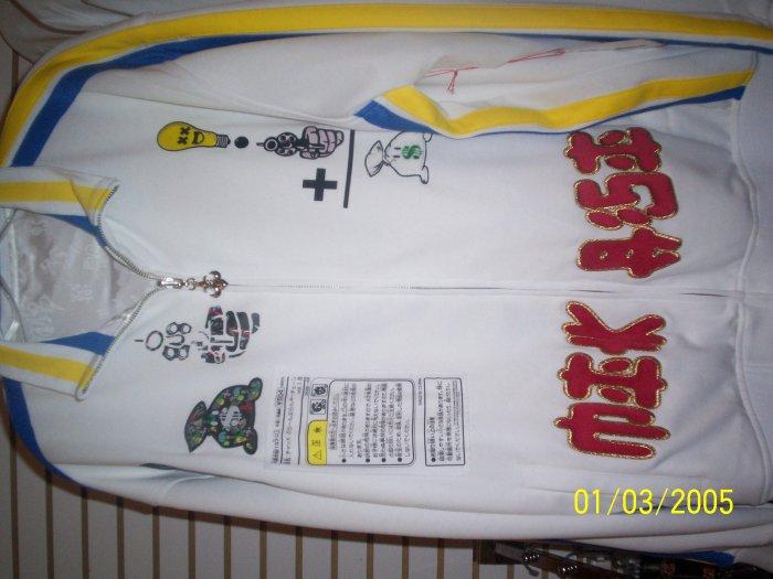Mikasi Track Jacket