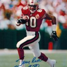 Jerry Rice Autographed 8x10 Photo (JSA)