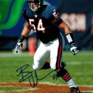Brian Urlacher  Autographed 8x10 Photo (JSA)