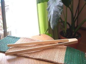 JAPANESE TRADITIONAL BAMBOO TONGS�TEMPURA KITCHEN TOOL NATURAL  CONCEPT