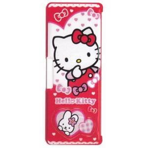 OFFICIAL JAPANESE HELLO KITTY SCHOOL SUPPLY PENCIL CASE JAPAN