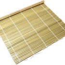 JAPANESE TRADITIONAL BAMBOO SUSHI ROLLER  NATURAL  CONCEPT
