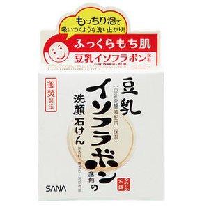 SOY MILK RICH MOISTURIZING SOAP TOKIWA  JAPAN