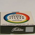 NEW Series VI Toshiba Y2 (Yellow) Color Compensating Filter